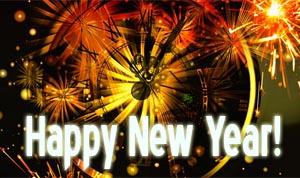 neujahr sprüche englisch